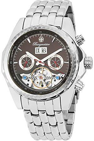 Burgmeister Hombre Relojes - Valencia BM137-191B - Reloj de Caballero automático