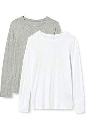 MERAKI Mujer Camisetas y Tops - AZJW-0025 Camiseta, 44