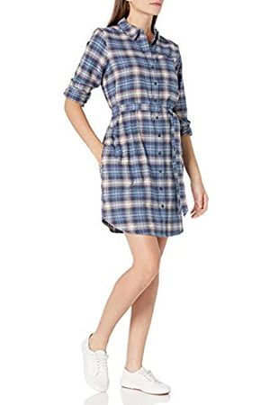 Goodthreads Mujer Casual - Brushed Flannel Shirt Dress button-down-shirts