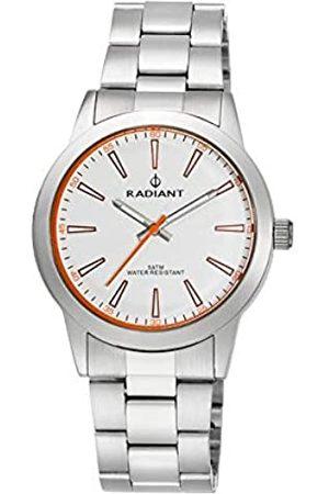 Radiant Reloj Analógico para Hombre de Cuarzo con Correa en Acero RA409201