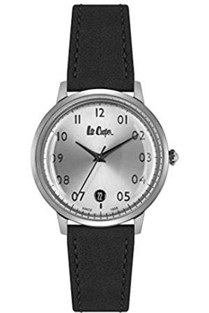 Lee Cooper Reloj Analógico para Mujer de Cuarzo con Correa en Cuero LC06991
