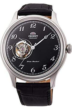 Orient Reloj Analógico para Unisex Adultos de Automático con Correa en Cuero RA-AG0016B10B