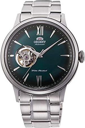 Orient RelojAnalógicoparaUnisexAdultosdeAutomáticoconCorreaenAceroInoxidableRA-AG0026E10B