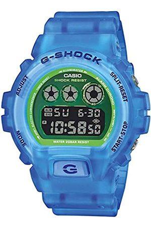 Casio Reloj Digital para Hombre de Cuarzo con Correa en Plstico DW-6900LS-2ER