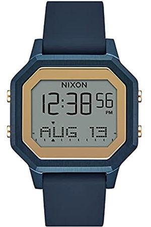 Nixon Reloj Digital para Mujer de con Correa en Silicona A12111859-00