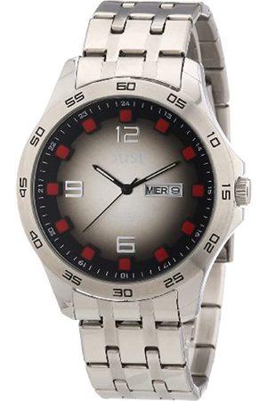 Just Watches 48-S3455-BK-RD - Reloj analógico de Cuarzo para Hombre