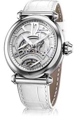 Milus Relojes - Merea Sp01.Mwss.Awb MER001 - Reloj analógico de Cuarzo Unisex