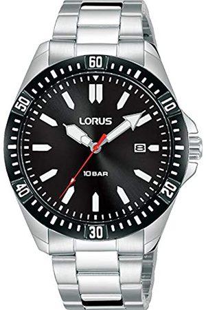 Lorus Hombre Relojes - Reloj Analógico para Hombre de Cuarzo con Correa en Metal RH935MX9