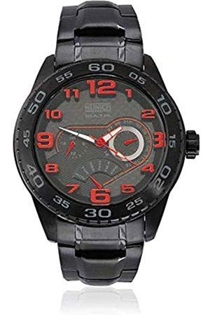 Munich Reloj Analógico-Digital para Unisex Adultos de Cuarzo con Correa en Acero Inoxidable MU+140.1A