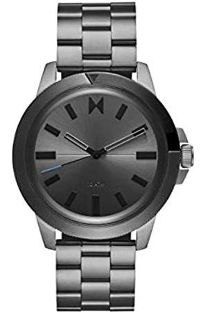 MVMT Hombre Relojes - RelojAnalógicoparaHombredeCuarzoconCorreaenAceroInoxidable28000074-D