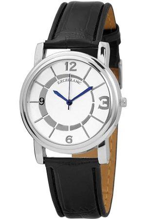 Excellanc Hombre Relojes - Llanc Hombre de Relojes con Banda de Piel Poliuretano 292022500152