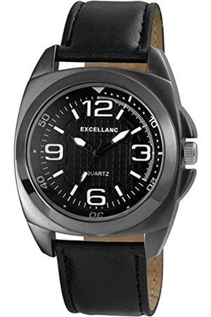 Excellanc 293171100008 - Reloj analógico de Cuarzo para Hombre