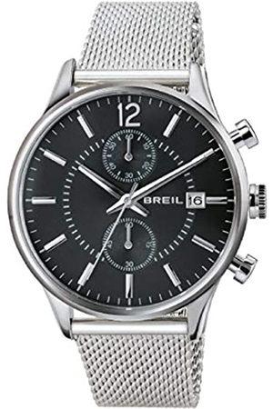 Breil Hombre Relojes - Reloj Hombre Contempo Esfera e Correa in Acero