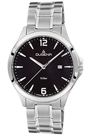 DUGENA Reloj Analógico para Hombre de Cuarzo con Correa en Acero Inoxidable 4460995