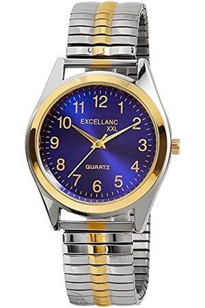 Excellanc Reloj de Hombre con Correa de Metal 270013000008