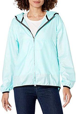 Amazon Cortavientos con Cremallera Completa, Plegable Fashion-Sweatshirts
