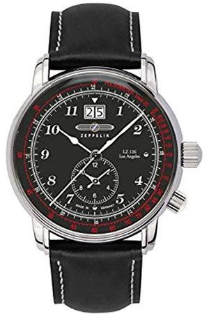 Zeppelin Hombre Relojes - Reloj de Pulsera Hombre lz126 los Angeles analógico de Cuarzo One Size