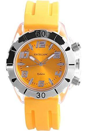 Excellanc LED Collection 225724000005 - Reloj analógico de Cuarzo para Hombre