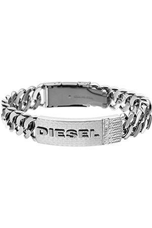 Diesel Hombre Pulseras - Pulsera de Hombre con Acero Inoxidable