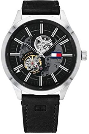 Tommy Hilfiger Hombre Relojes - Reloj Analógico para Hombre de Automático 1791641