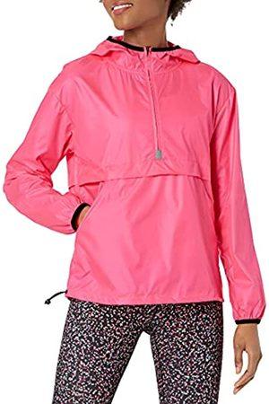 Amazon Mujer Outdoor - Chaqueta Cortavientos Plegable Fashion-Sweatshirts