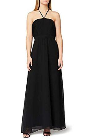 TRUTH & FABLE Marca Amazon - Vestido Dama de Honor Maxi Mujer, 42