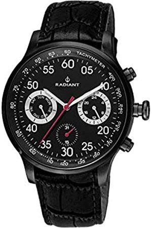 Radiant Hombre Relojes - Reloj Analógico Para Hombre de Cuarzo con Correa en Piel Ra444606
