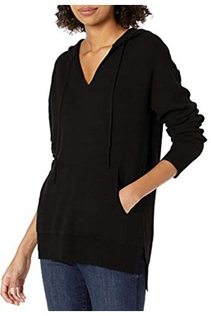 Daily Ritual Mujer Jerséis y suéteres - Ultra-Soft Milano Stitch Drawstring Hoodie Sweater Sweaters