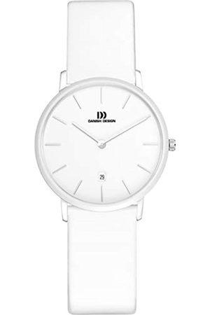Danish Design Mujer Relojes - Reloj Analógico para Mujer de Cuarzo con Correa en Cuero IV12Q1030