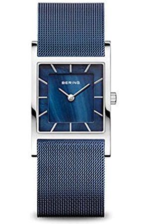 Bering Mujer Relojes - Reloj Analógico para Mujer de Cuarzo con Correa en Acero Inoxidable 10426-307-S