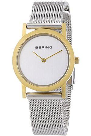 Bering Reloj Analógico Classic Collection para Mujer de Cuarzo con Correa en Acero Inoxidable & Cristal de Zafiro 13427-010