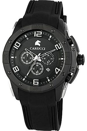 Carucci Watches Hombre Relojes - CA2214BK - Reloj para Hombres