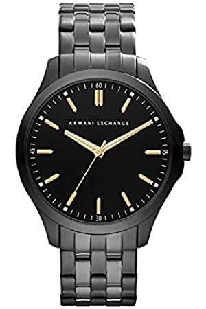 Armani Reloj Analogico para Hombre de Cuarzo con Correa en Acero Inoxidable AX2144