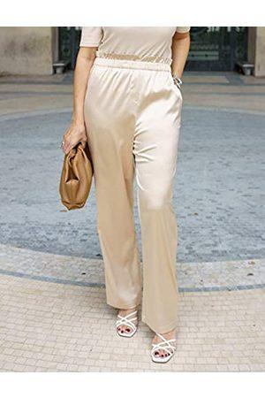 THE DROP Pantalón para Mujer sin Cierre, por @sabthefrenchway