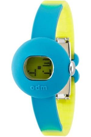 M.O.D. Relojes - ODM Reloj Unisex de Digital con Correa en Silicona DD122-7