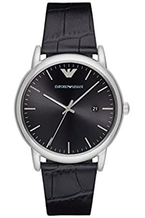 Emporio Armani Reloj Analogico para Hombre de Cuarzo con Correa en Piel AR2500