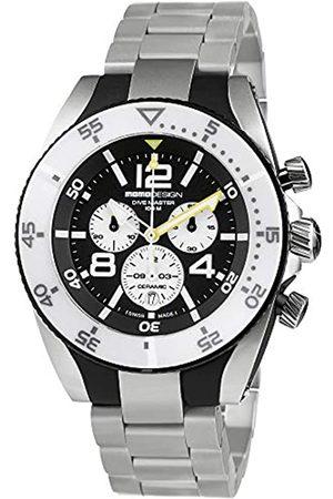 Momo Hombre Relojes - Reloj Informal MD1281WT-20