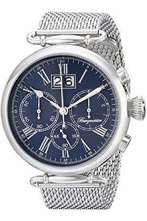 Burgmeister Hombre Relojes - Reloj de Cuarzo Man p01-131 44 mm