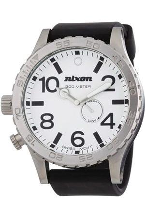 Nixon Hombre Relojes - A058793-00 - Reloj analógico de Cuarzo para Hombre