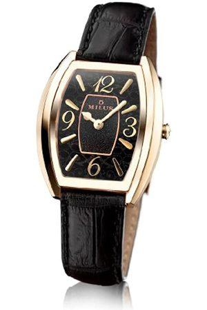 Milus Cirina Rm01.Q04.0000.Lbrr.Abb.18K CIR205 - Reloj analógico de Cuarzo Unisex