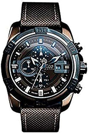 B360 Hombre Relojes - Reloj de Pulsera B Class One Brown IP