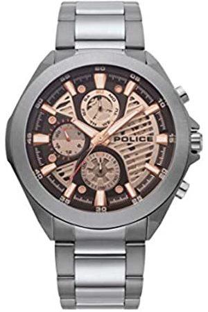 Police Hombre Relojes - Reloj de Vestir PL15654JSU.04M
