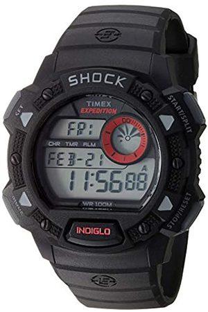 Timex Hombre Relojes - Expedition - Reloj de cuarzo para Hombre con correa de resina T49977