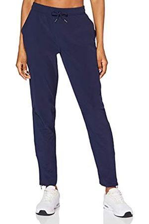 AURIQUE Mujer Pantalones - Marca Amazon - Sports Jogger Mujer, (marino), 42