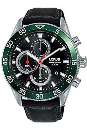 Lorus Reloj Analógico para Hombre de Cuarzo con Correa en Cuero RM347FX9