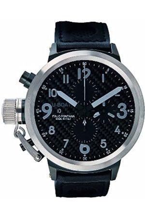 U-BOAT Hombre Relojes - Flightdeck Steel Bezel 43 1840 - Reloj de Pulsera para Hombre