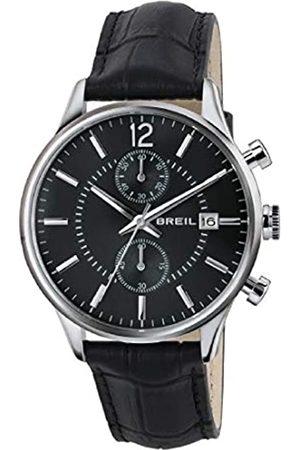 Breil Reloj Cronógrafo para Hombre de Cuarzo con Correa en Cuero TW1572
