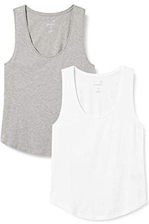 MERAKI Mujer Camisetas y Tops - AZJW-0007 Top, 48