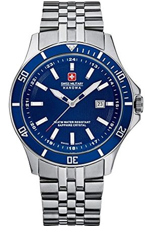 Swiss Military Hanowa 06-5161.7.04.003 - Reloj analógico de Cuarzo para Hombre