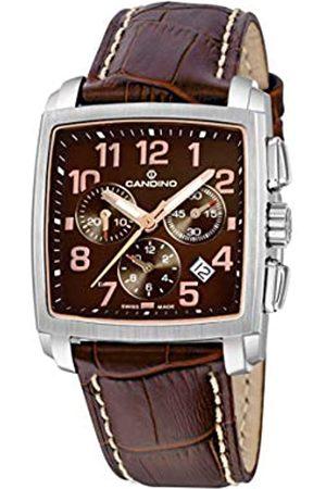 Candino Hombre Relojes - Reloj de Pulsera C4374/4